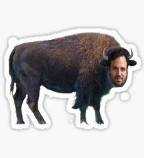 Mark Ruffalo? Mark Buffalo. Sticker
