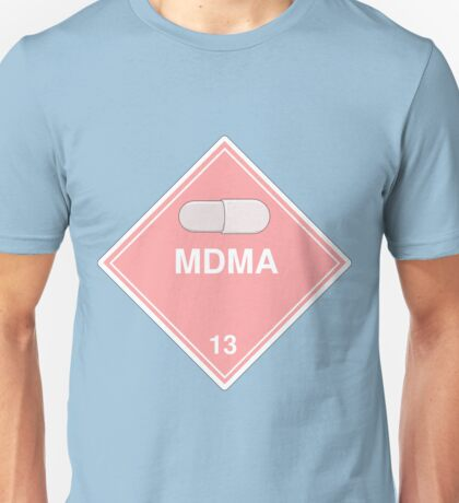 MDMA: Hazardous! T-Shirt