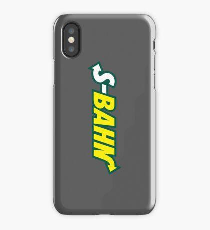 S-Bahn iPhone Case/Skin
