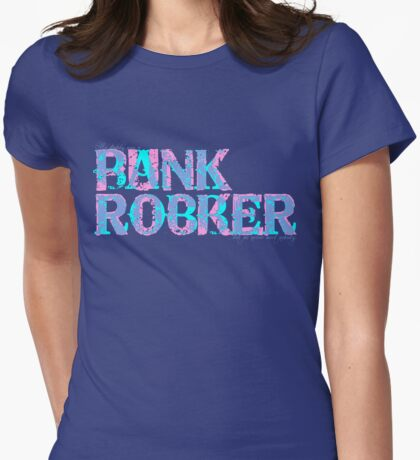 Bank Robber/Punk Rocker T-Shirt