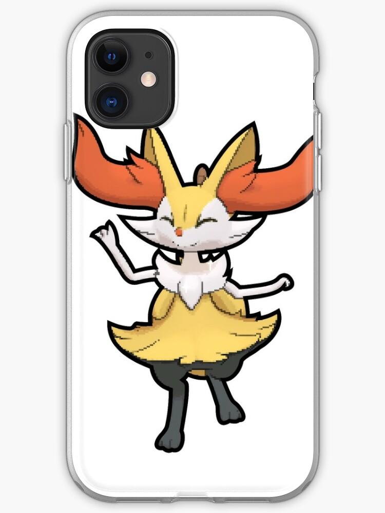 Braixen Pokemon iphone case