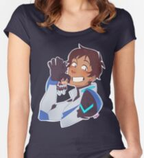 What team? Klance! Women's Fitted Scoop T-Shirt