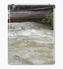 After effects of storm iPad Case/Skin