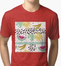 Summer crazy Tri-blend T-Shirt