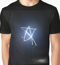 Painted Stars Graphic T-Shirt
