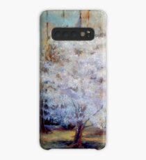 FUMC Cherry Trees, oil on canvas Case/Skin for Samsung Galaxy
