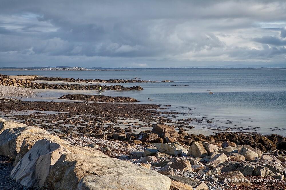 Galway Bay, Ireland by Michelle Lovegrove