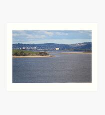 Launceston Tasmania Art Print