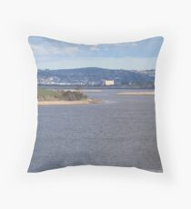 Launceston Tasmania Throw Pillow