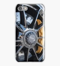 Porsche 991 GT3 iPhone Case/Skin