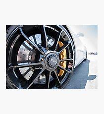 Porsche 991 GT3 Photographic Print