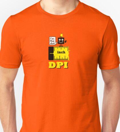 Dot per Inch VRS2 T-Shirt