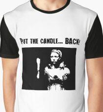 Camiseta gráfica Pon la vela de nuevo