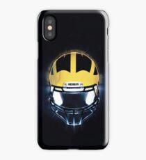 The Winged Helmet Floating iPhone Case/Skin