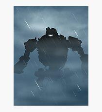 Origins Robot Photographic Print