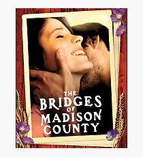 The Bridges of Madison County Photographic Print