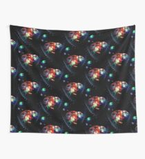 solar imagery  Wall Tapestry