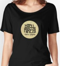 Hitchhikers Improv Map Women's Relaxed Fit T-Shirt