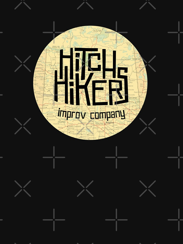 Hitchhikers Improv Map by madeinsask