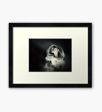 Hauntings Framed Print