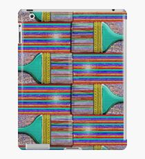 A Brush with Wet Paint iPad Case/Skin