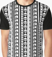 Skulls, Candy, and Pumpkins Oh My! Graphic T-Shirt