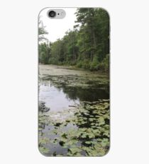 Lily Pad Lake iPhone Case