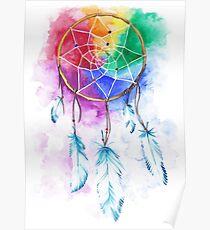 rainbow catcher Poster