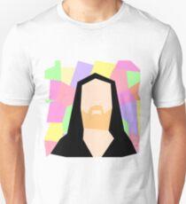 Abstract Richard M Stallman Unisex T-Shirt