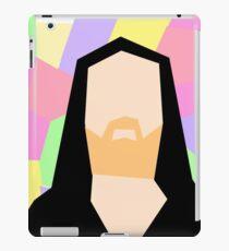 Abstract Richard M Stallman iPad Case/Skin