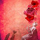 rosé by kishART