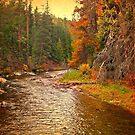 Fall River by lindasdreams