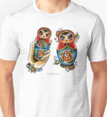 Matryoshkas Flash Unisex T-Shirt