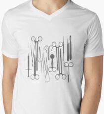 DC Mens V-Neck T-Shirt