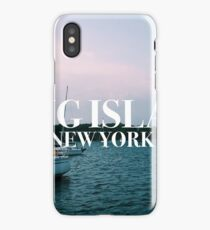 Long Island iPhone Case/Skin