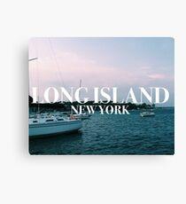Long Island Canvas Print