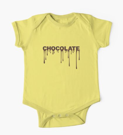 Hot Fudge - with rainbow type Kids Clothes