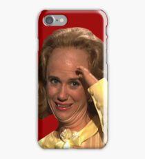 Kristen Wiig: baby hands  iPhone Case/Skin