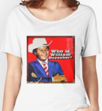 Who is William Onyeabor? Women's Relaxed Fit T-Shirt