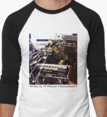 William Onyeabor Men's Baseball ¾ T-Shirt
