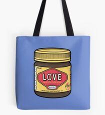 A Jar of Love Tote Bag