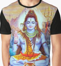 Shiva The Destroyer  Graphic T-Shirt