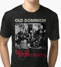 LEON05 Old Dominion Tour 2016 Tri-blend T-Shirt