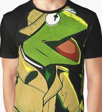 Sesame Kreme Graphic T-Shirt