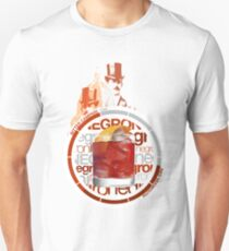 Negroni recipe T-Shirt