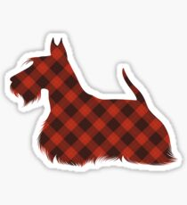 Scottie Sticker