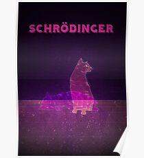 Schrodinger's Cat Poster