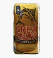 beer time iPhone Case/Skin