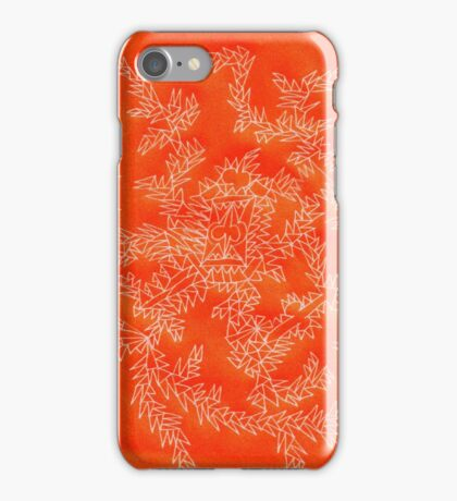 Ice on Fire iPhone Case/Skin