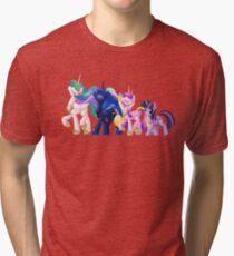 Princess Rally 3 Tri-blend T-Shirt